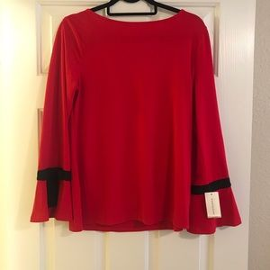 NWT Charter Club Blouse - Size Medium